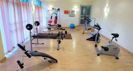 Commundo Tagungshotel Leipzig – Fitness