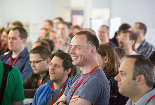 Rekordzahlen beim Developer Open Space 2015